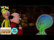 Alien's House - Motu Patlu in Hindi WITH ENGLISH, SPANISH & FRENCH SUBTITLES