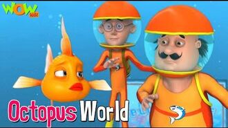 MOTU_PATLU_In_Octopus_World_-_Full_Movie_-_Wow_Kidz