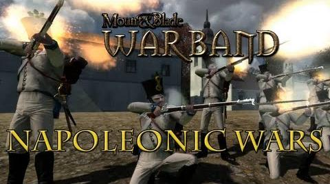 Mount & Blade Warband - Napoleonic Wars Announcement Trailer HD (New Mount & Musket!)