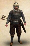 Сарранидский лучник ветеран
