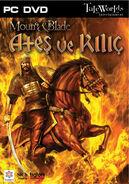 Турецкая обложка Огнём и мечом