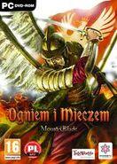 Польская обложка Огнём и мечом