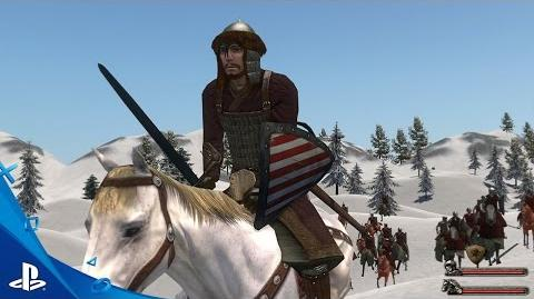 Mount & Blade Warband - Console Release Trailer PS4