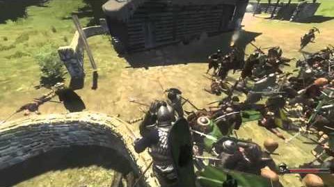 Mount & Blade Warband trailer