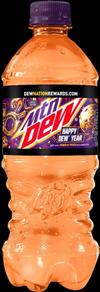 Happy Dew Year 2019 bottle design.png