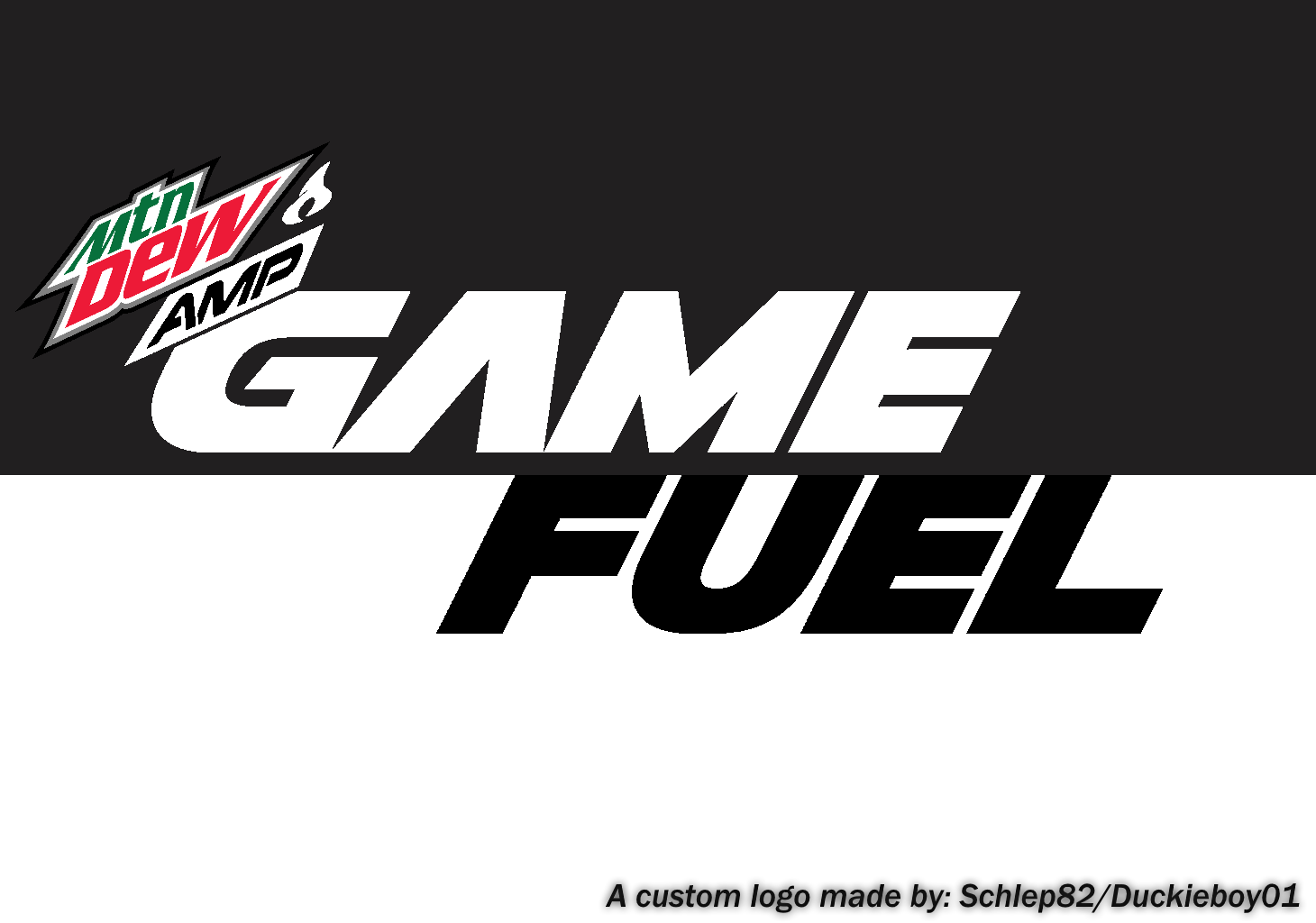 2019 Custom Amp Game Fuel Charged White Logo.png