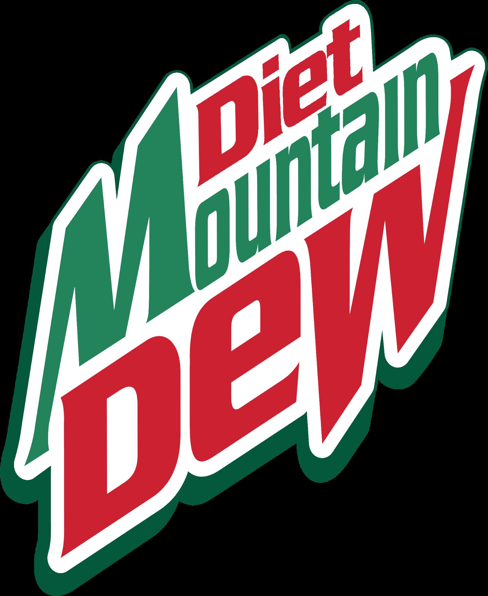 1999 Diet Mountain Dew Logo.png