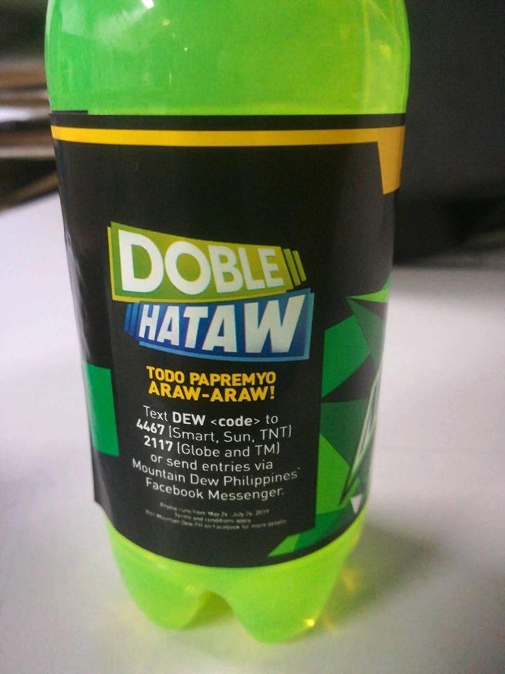 Doble Hataw Promotion (Philippines)