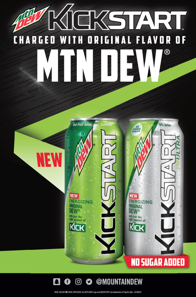 Kickstart (Energizing Original Dew)