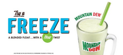 Mountain Dew freeze at A&W restaurants.png