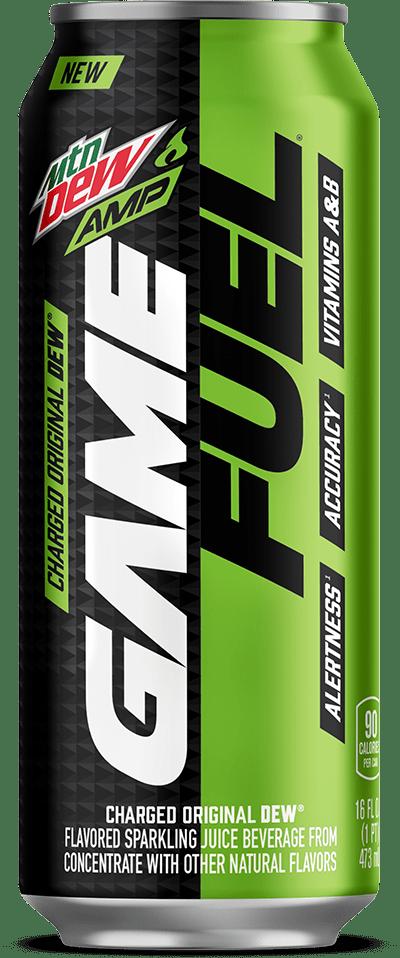 Amp Game Fuel