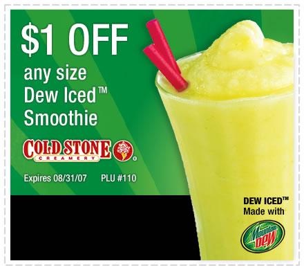 Dew Iced