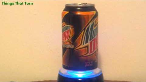 "Mountain Dew ""Live Wire"" Things That Turn"