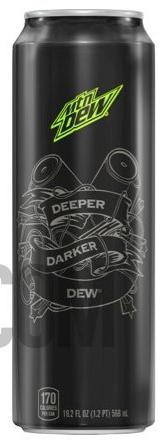 Deeper, Darker Dew