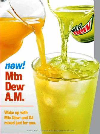 Mountain Dew A.M.