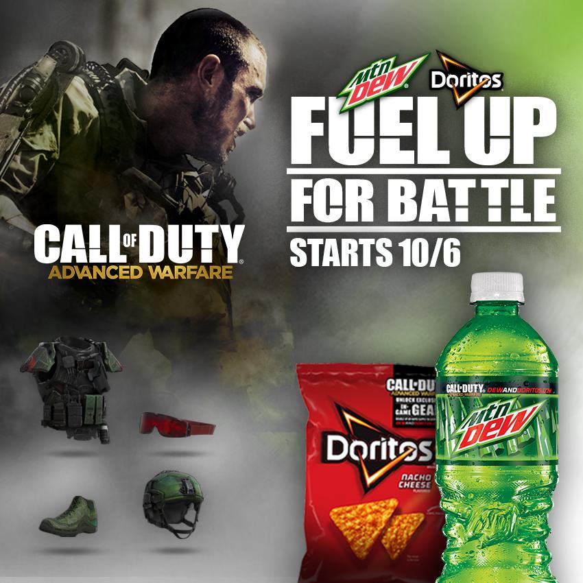 Fuel Up For Battle