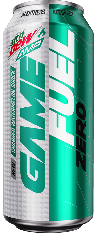 Amp Game Fuel Charged ZERO (Watermelon Shock)