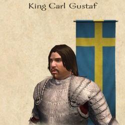 Król Karol Gustaw