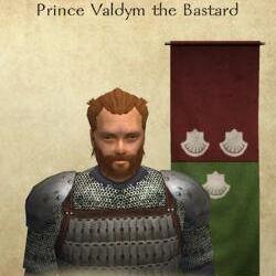 Książe Valdym Bękart