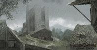 Vlandia castle concept art