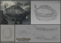 Arena concept art