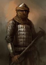 Sarranid Guard by kamikazuh.jpg