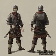 Empire infantry concept art