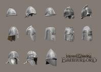 Helmet concept art