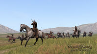 Khuzait horse archer