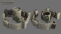 Unknown faction castle construction