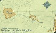 Ebon Kingdom Map