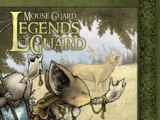 Mouse Guard: Legends of the Guard Volume One