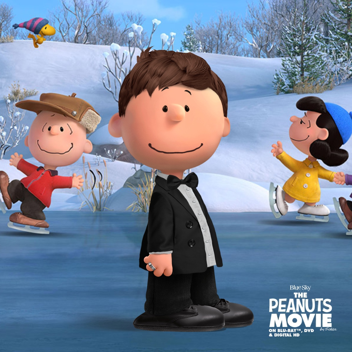 James Bond Jr (Peanuts franchise)