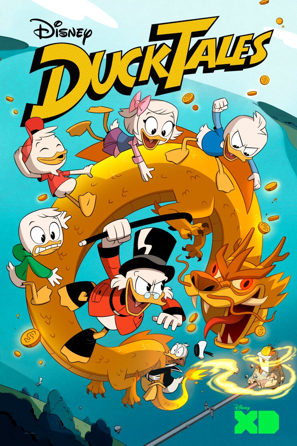 Ducktales:Queen of the Mountains (2021 film)