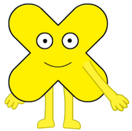 X from BFDI