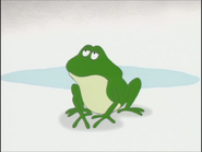 The Wise Old Frog