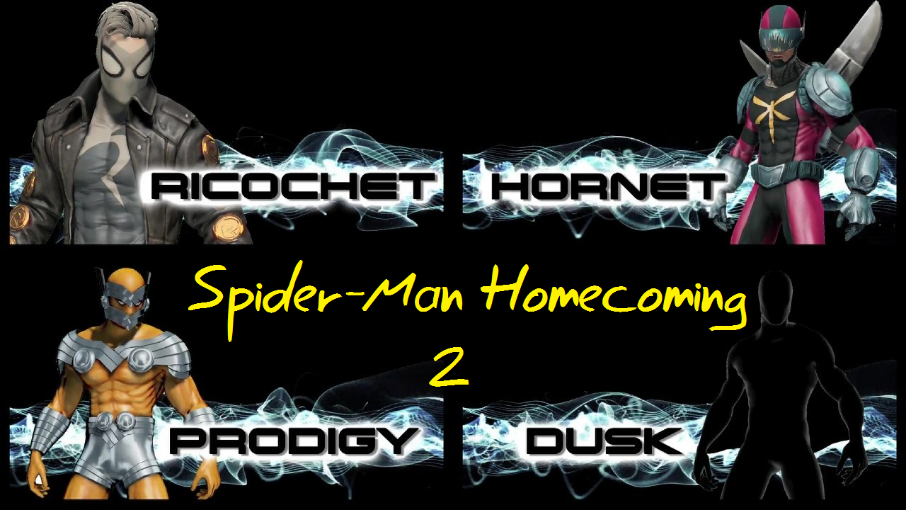 Spider-Man: Homecoming 2 (Valeyard6282)