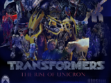 TRANSFORMERS the rise of Unicron