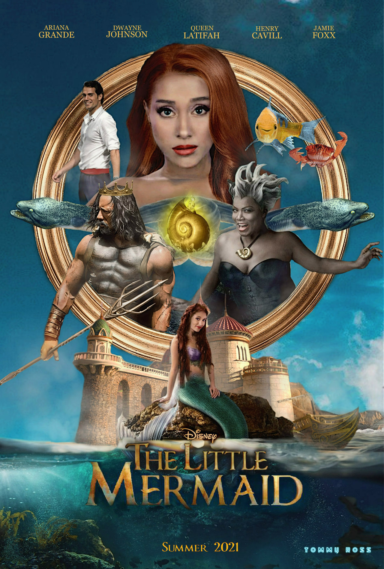 The Little Mermaid (live-action)