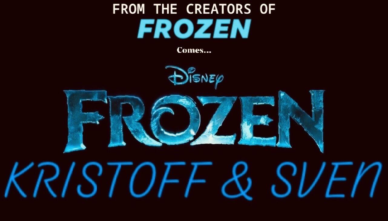Frozen: Kristoff & Sven