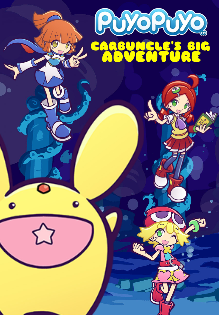 Puyo Puyo: Carbuncle's Big Adventure