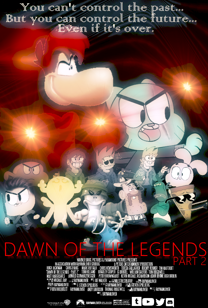 Dawn of the Legends - Part 2