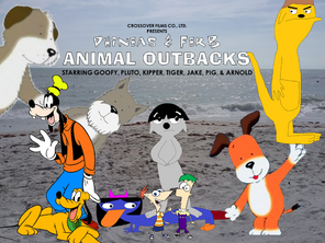 Phineas & Ferb Animal Outbacks poster.png