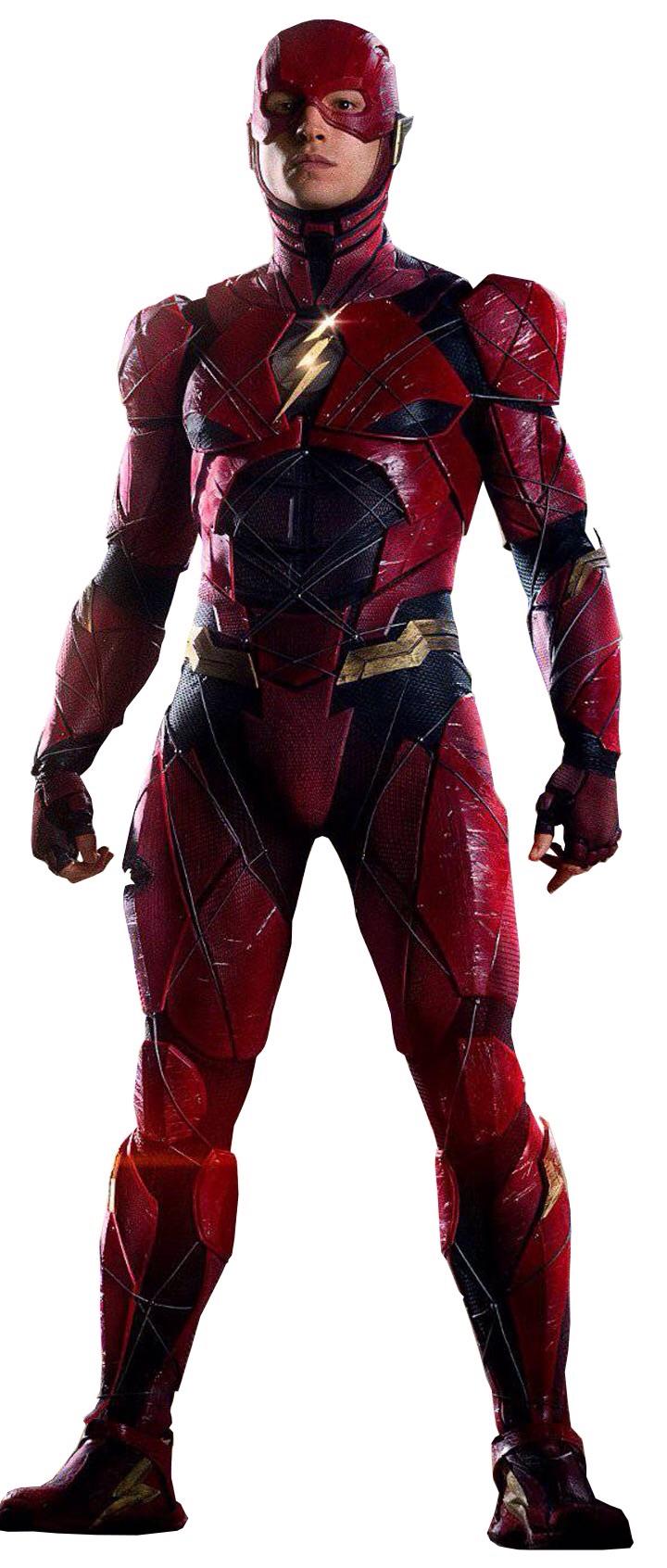 Barry Allen (Ezra Miller)