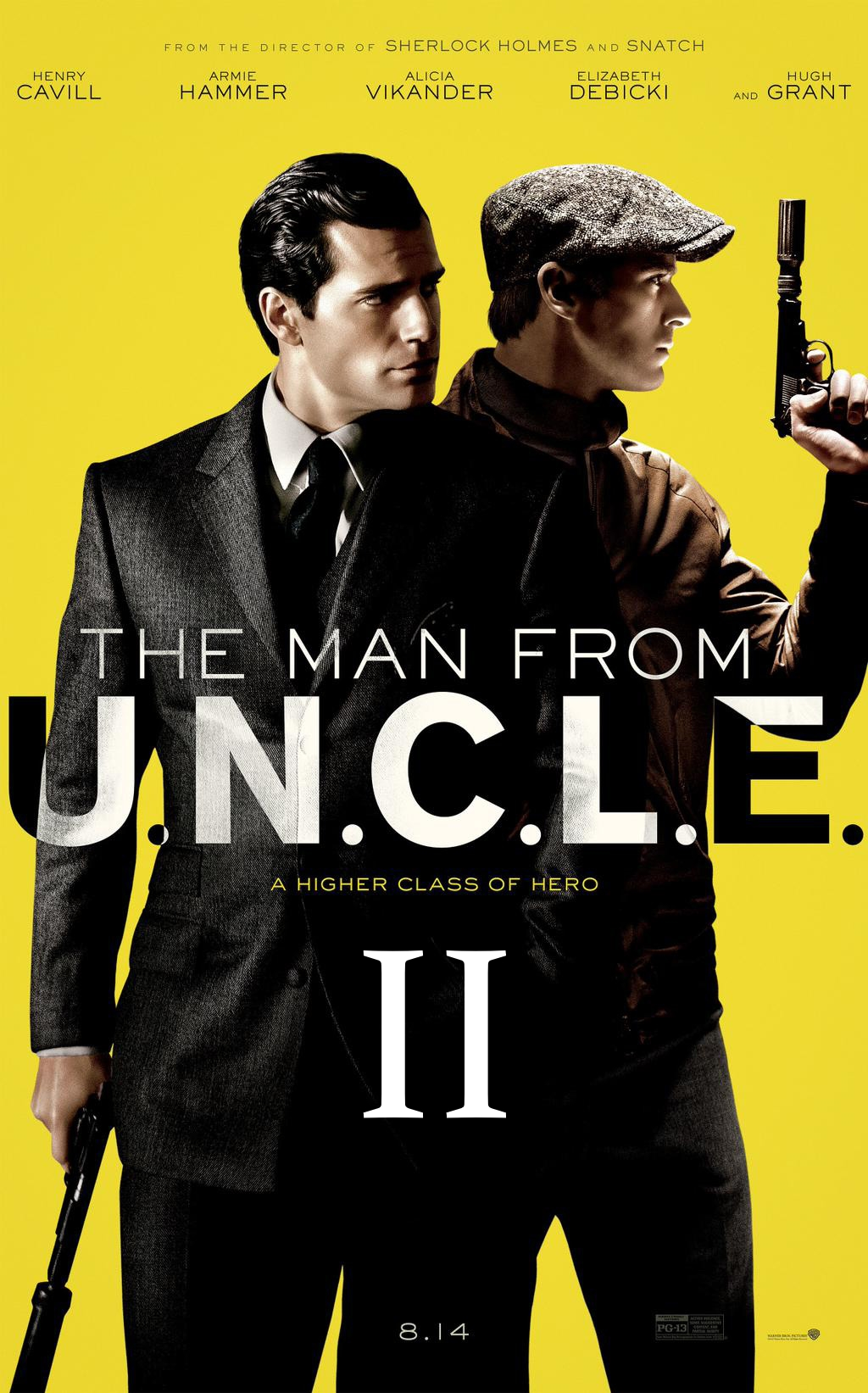 The Man From U.N.C.L.E 2