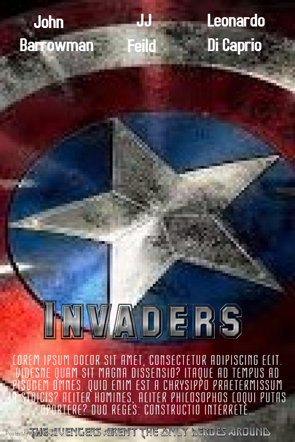 Marvel's: The Invaders