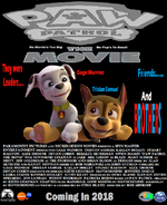 PAW Patrol The Movie Brothers poster