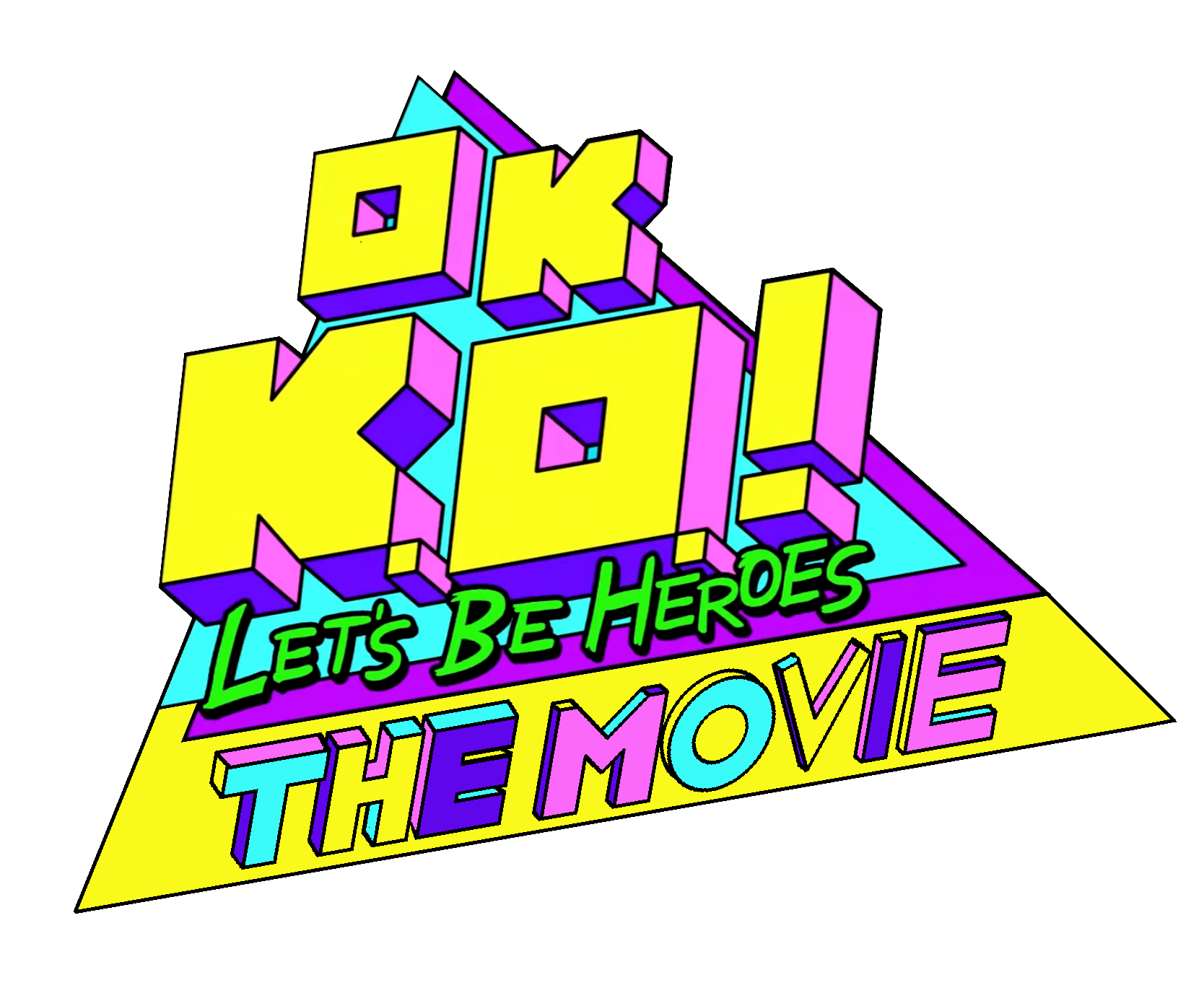 OK K.O.!: Let's Be Heroes: The Movie