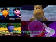 The Backyardigans- The return of T 900 Soundtrack Kidnapper (Official for reals!)