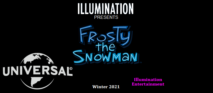 Frosty the Snowman (2021 film)